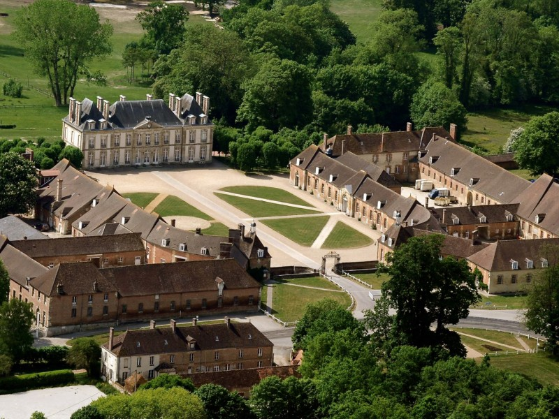 Haras National du Pin bnb chambres dhotes hotels