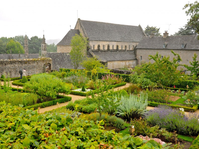 Abbaye Notre Dame de Daoulas bnb chambres dhotes hotels