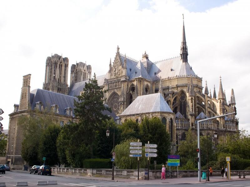 Cathédrale de Reims bnb chambres dhotes hotels