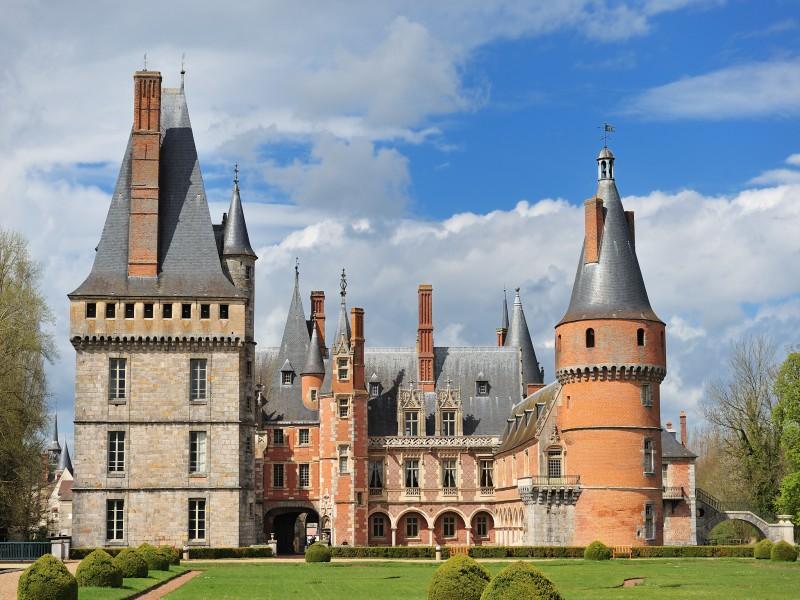 Château de Maintenon bnb chambres dhotes hotels