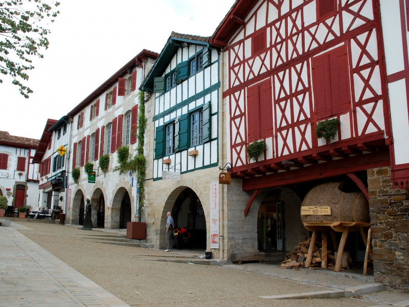 village de La Bastide Clairence bnb chambres dhotes hotels