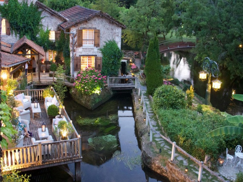 Le Moulin du Roc hotel chambres 1 hotel