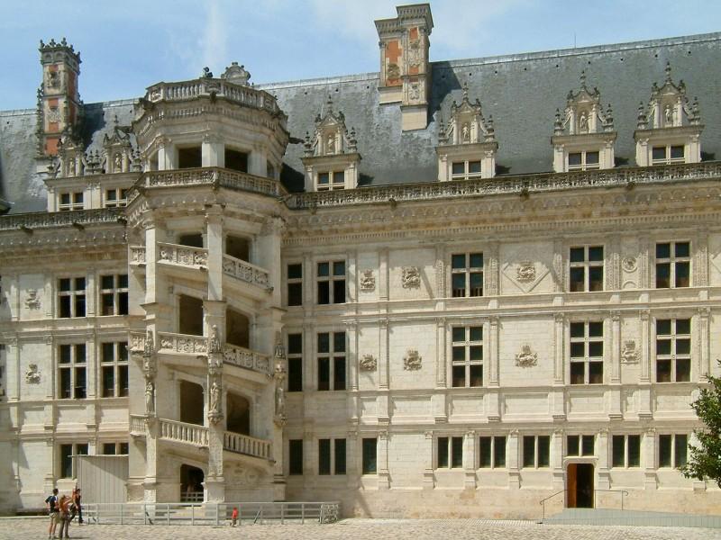 Château de Blois bnb chambres dhotes hotels