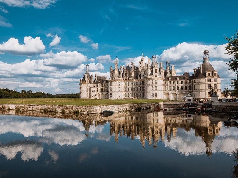 Château de Chambord bnb chambres dhotes hotels