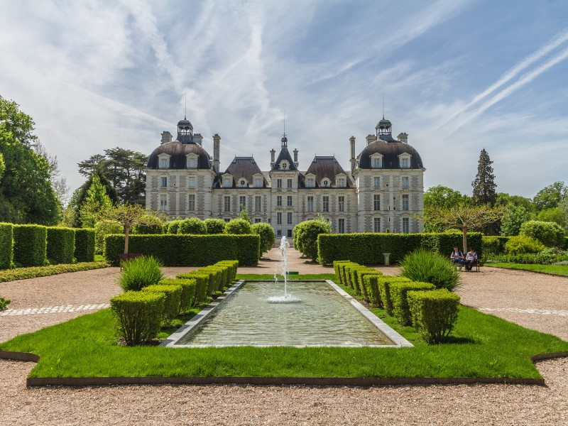 Chateau de Cheverny bnb chambres dhotes hotels