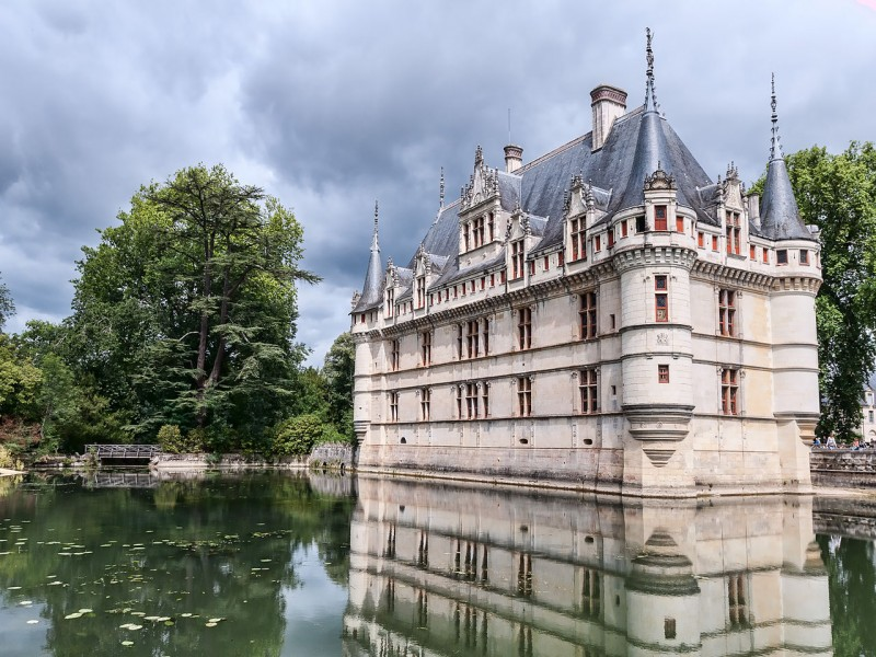 Chateau Azay le Rideau bnb chambres dhotes hotels