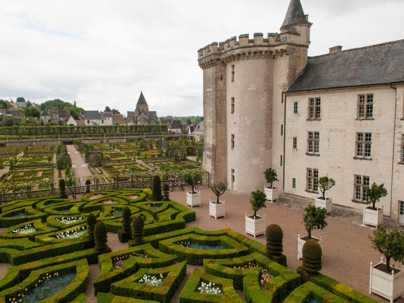 Château de Villandry bnb chambres dhotes hotels