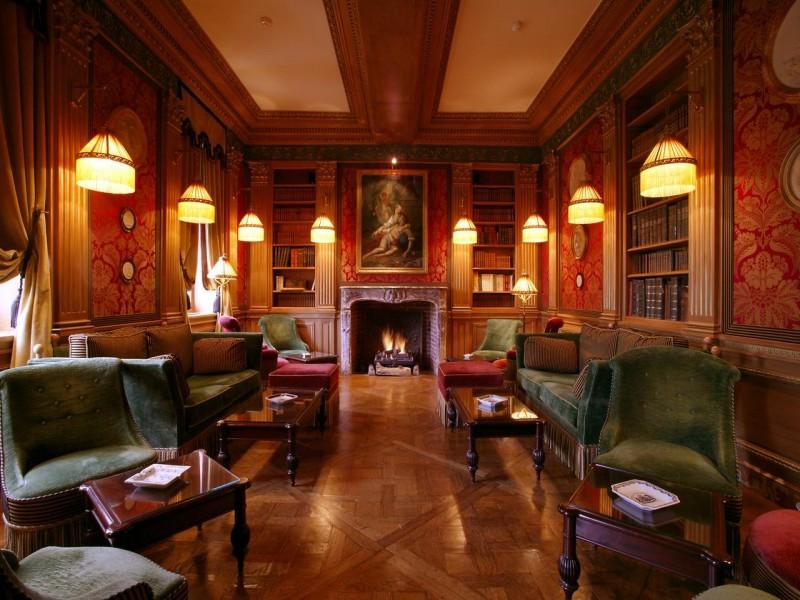 chateau de courcelles hotel chambres 3 salon