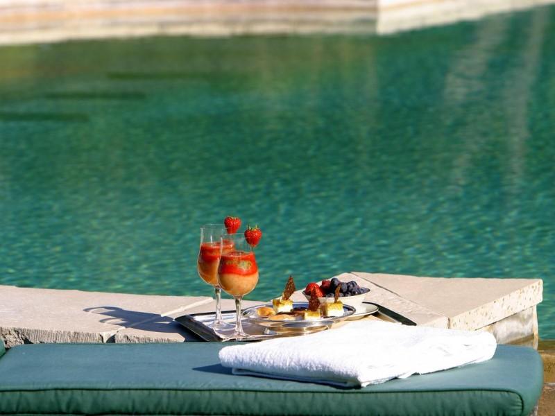 chateau de courcelles hotel chambres 4 piscine