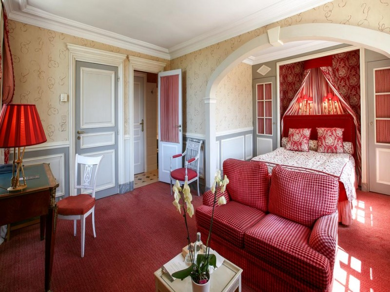 chateau de courcelles hotel chambres 5 chambre 1