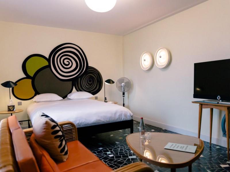 hotel du cloitre hotel chambres 5 chambre 1