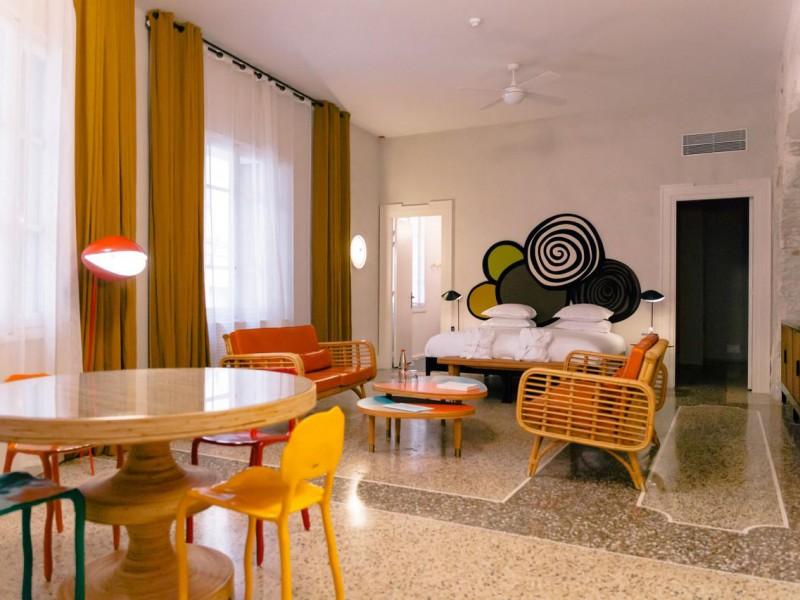 hotel du cloitre hotel chambres 6 chambre 2
