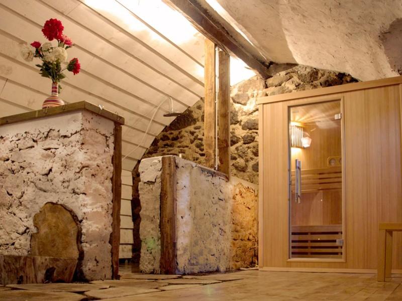 domaine de la jordanne bnb chambres dhotes 8 Sauna