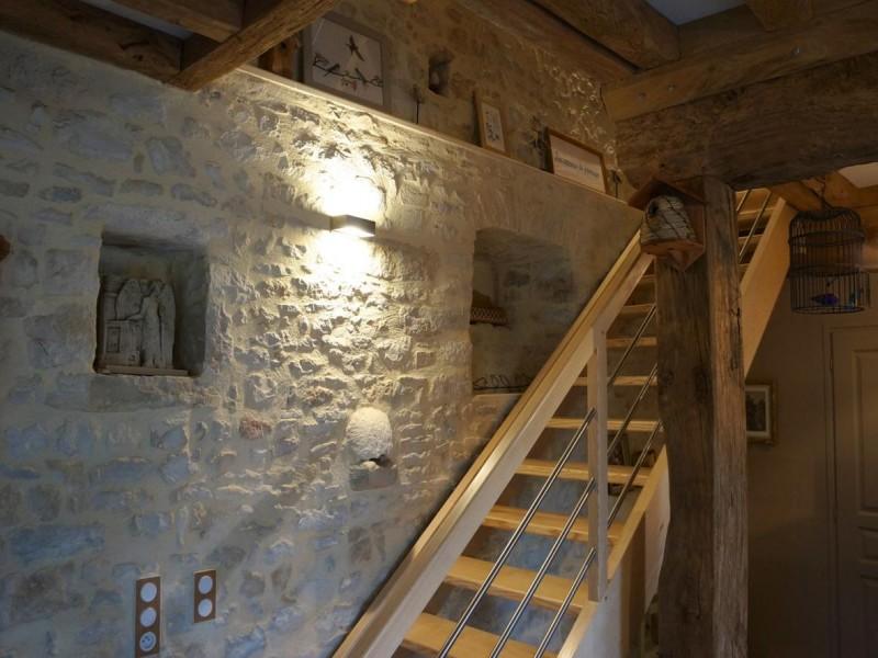 les oiseaux de passage bnb chambres dhotes 4 escalier