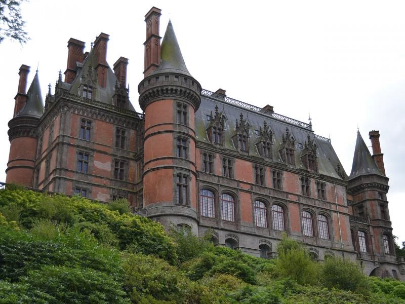 Château de Trévarez bnb chambres dhotes hotels