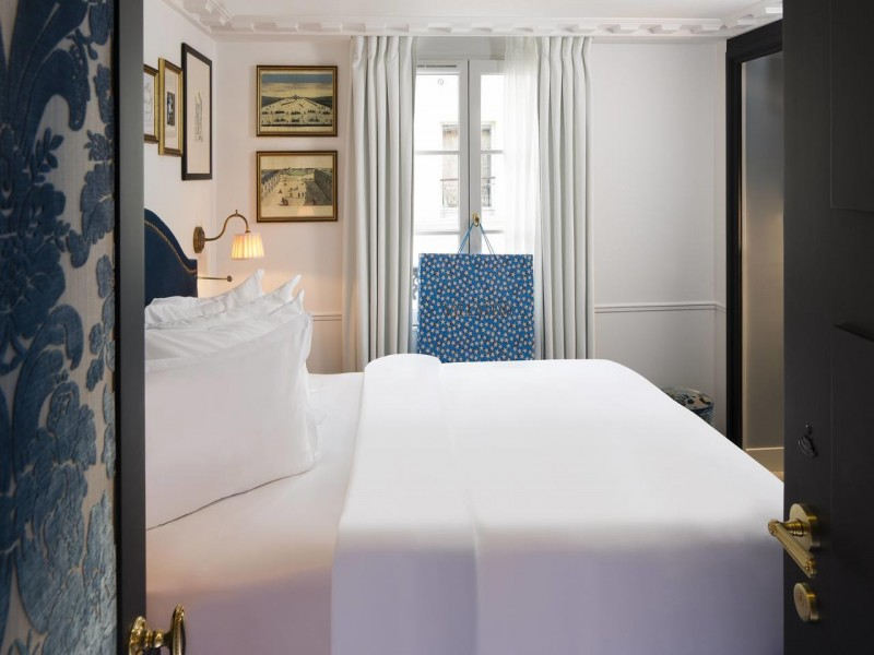 la chambre du marais hotel chambres 5 chambre 1