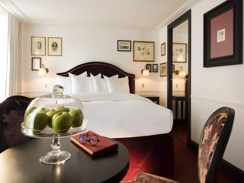 la chambre du marais hotel chambres 7 chambre 2