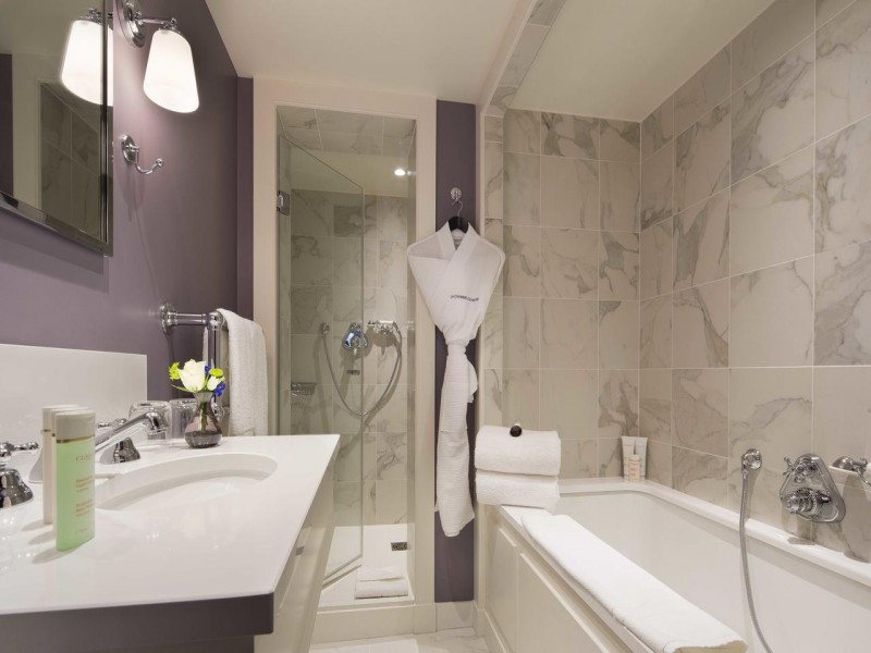 la chambre du marais hotel chambres 8 salle de bain
