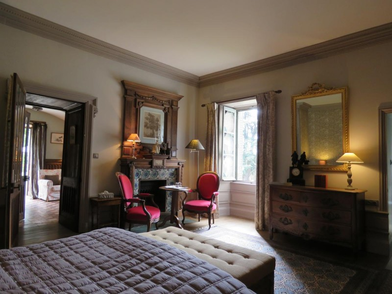 chateau de crocq bnb chambres dhotes 4 chambre 1