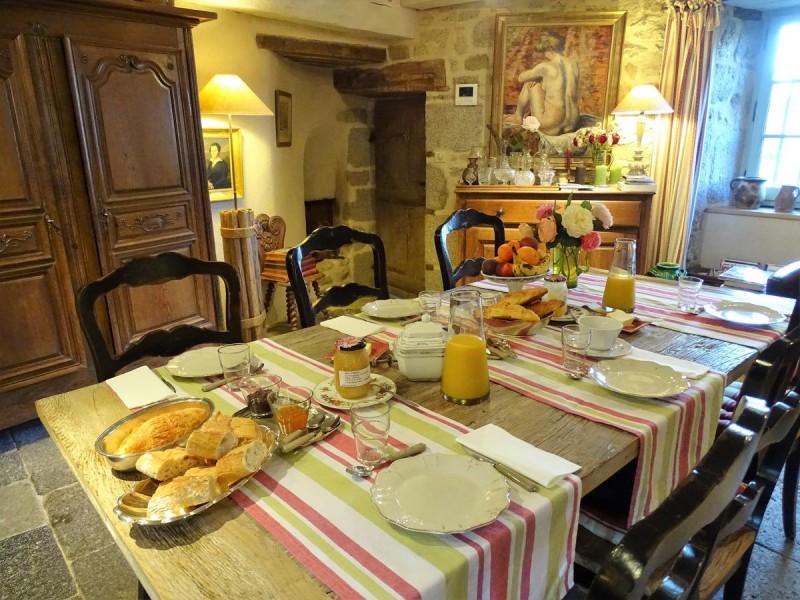 chateau de crocq bnb chambres dhotes 8 petit déjeuner
