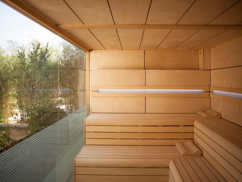 domaine de verchant hotel chambres 4 sauna