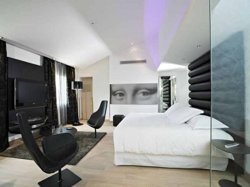 domaine de verchant hotel chambres 5 chambre 1