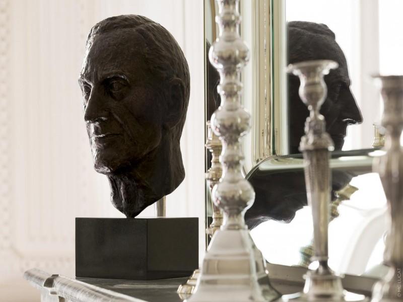 baudon de mauny hotel chambres 5 sculture