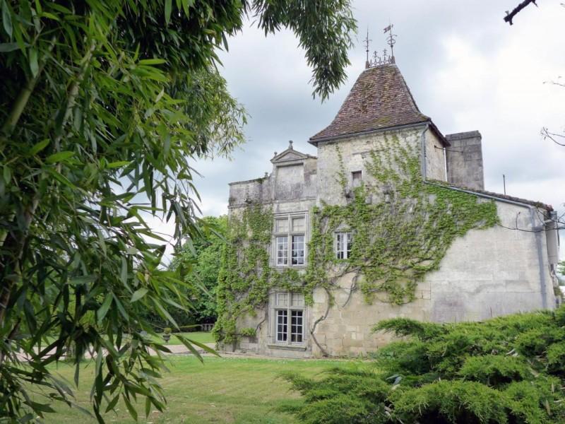 Château de maumont bnb chambres dhotes 2 parc