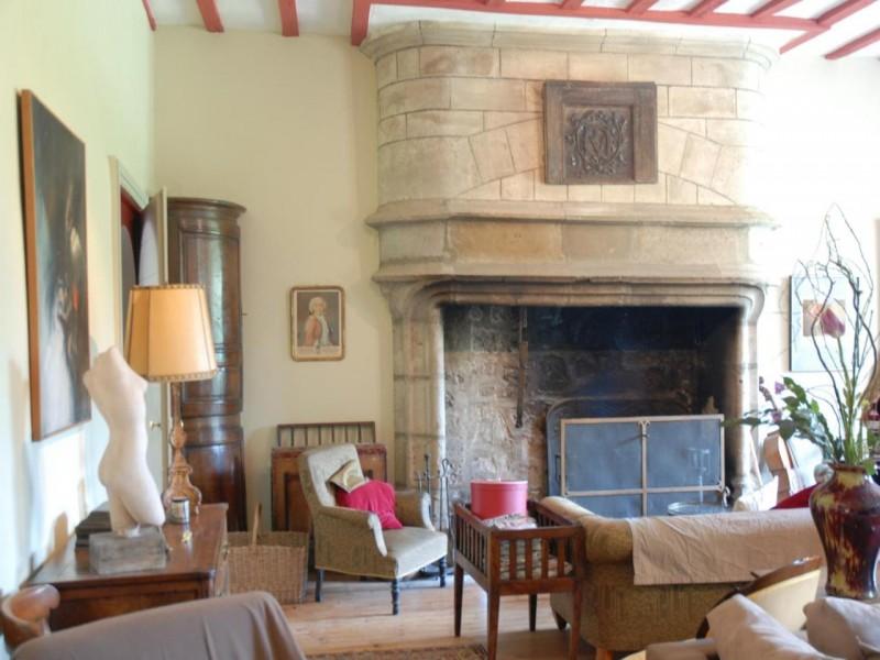 Château de maumont bnb chambres dhotes 3 salon