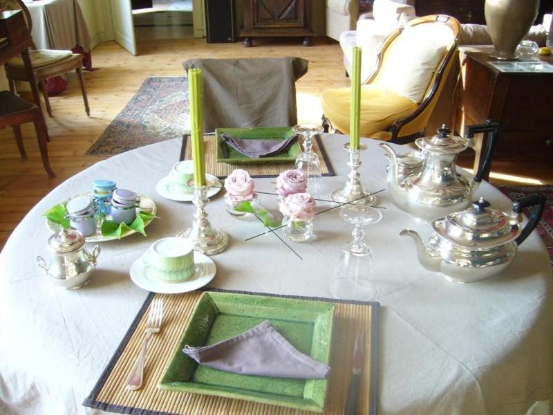 Château de maumont bnb chambres dhotes 8 petit déjeuner