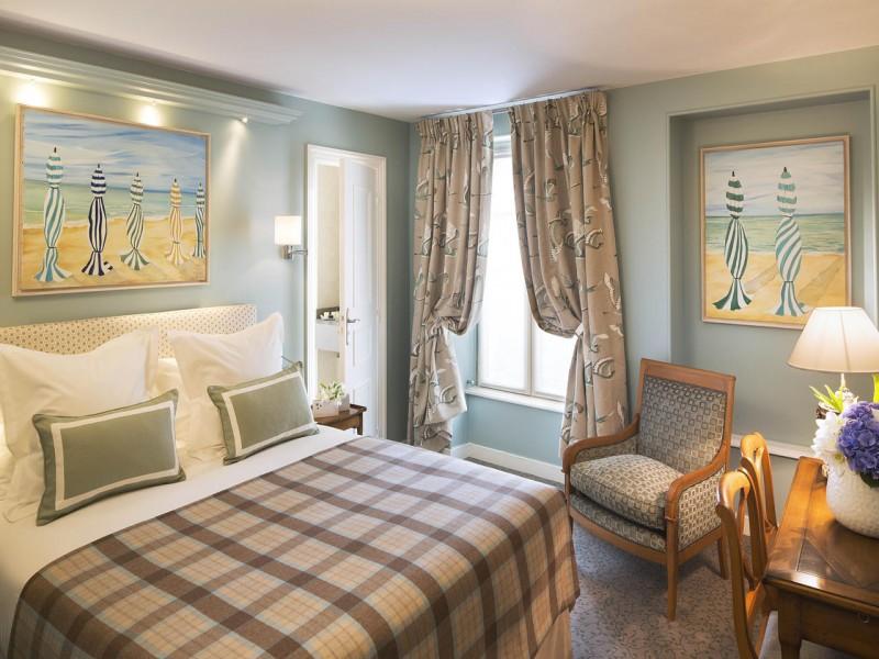 le relais des halles hotel chambres 4 chambre 1