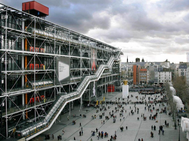 le centre georges pompidou bnb chambres dhotes hotels