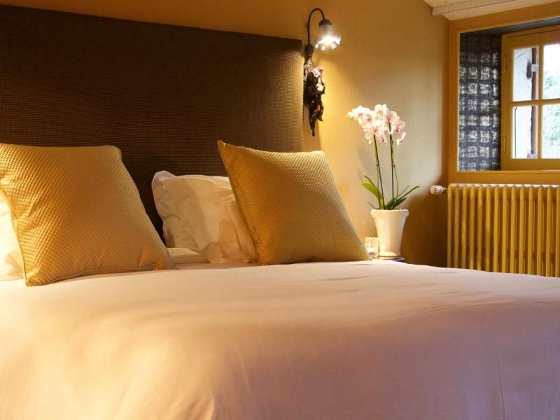 Le Moulin du Roc hotel chambres 5 lit
