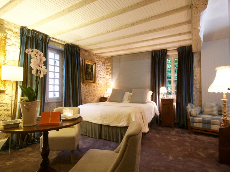 Le Moulin du Roc hotel chambres 6 chambre 2