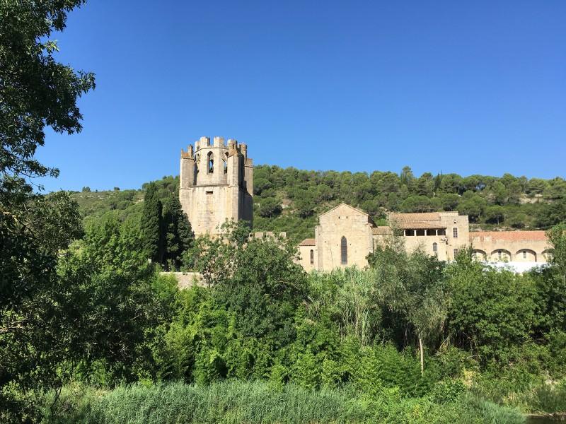 Abbaye Sainte Marie de Lagrasse