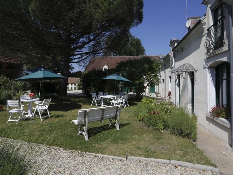 La Pillebourdière bnb chambres dhotes 3 jardin