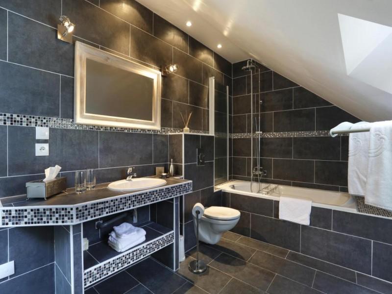 La Pillebourdière bnb chambres dhotes 7 salle de bain