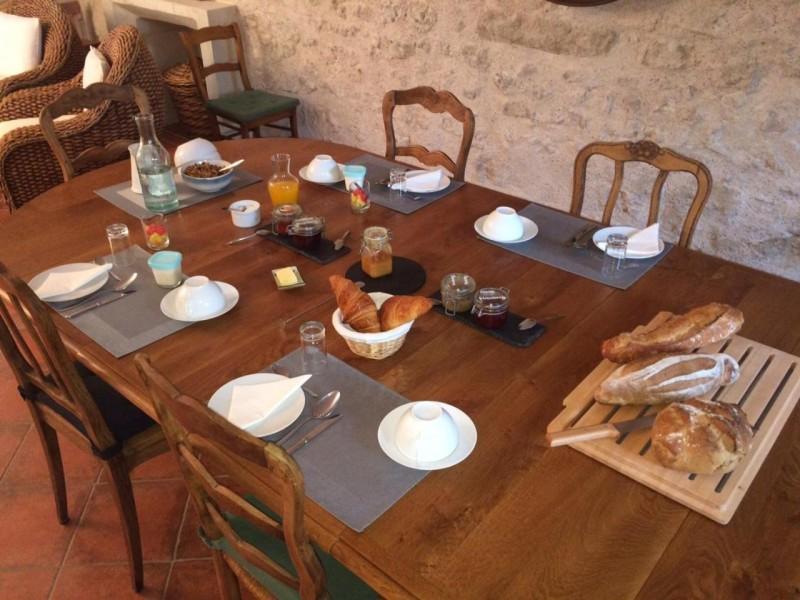La Pillebourdière bnb chambres dhotes 8 petit déjeuner