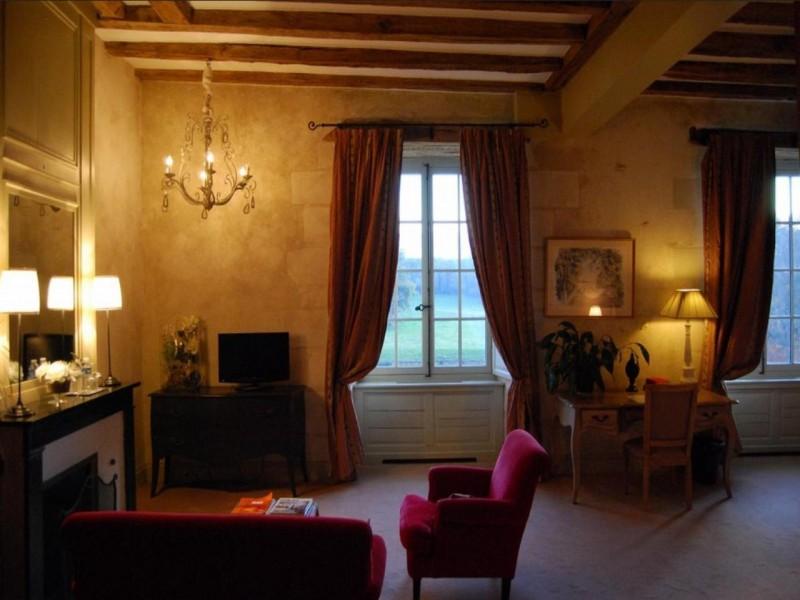 chateau des arpentis hotel chambres 3 salon