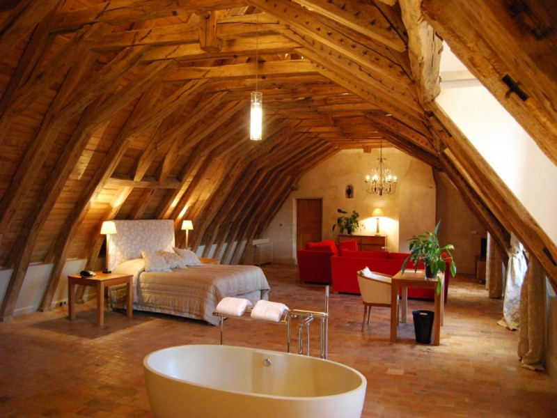 chateau des arpentis hotel chambres 6 chambre 2