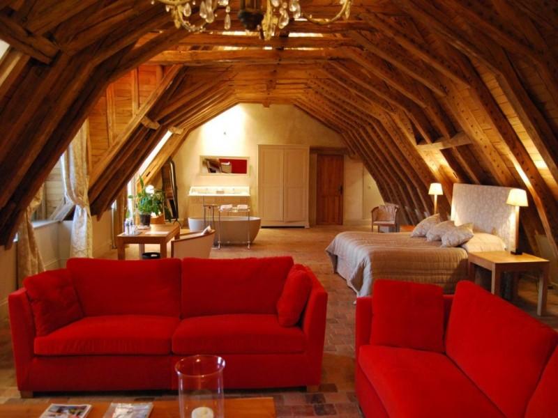 chateau des arpentis hotel chambres 7 chambre 2 salon