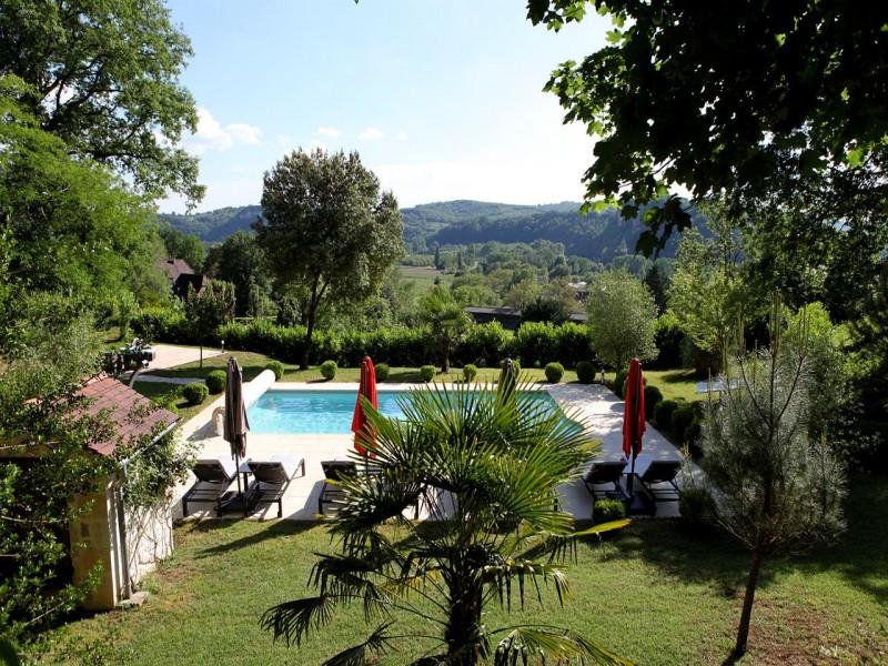 Hauts de Gageac bnb chambres dhotes 2 piscine