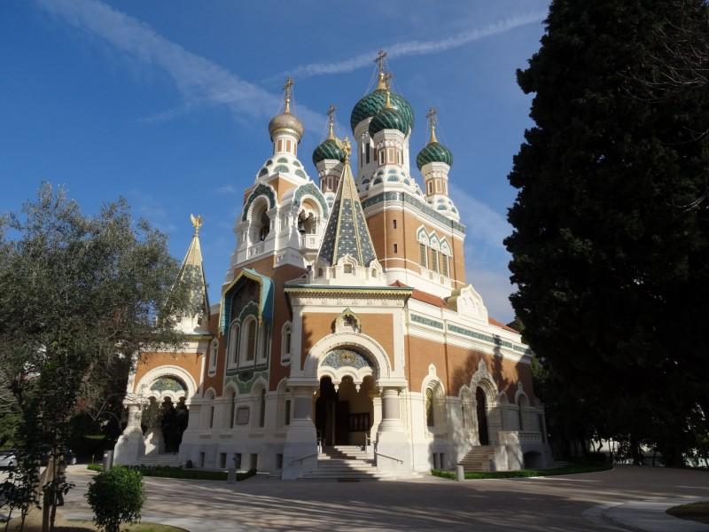 Cathédrale Saint Nicolas de Nice bnb chambres dhotes hotels