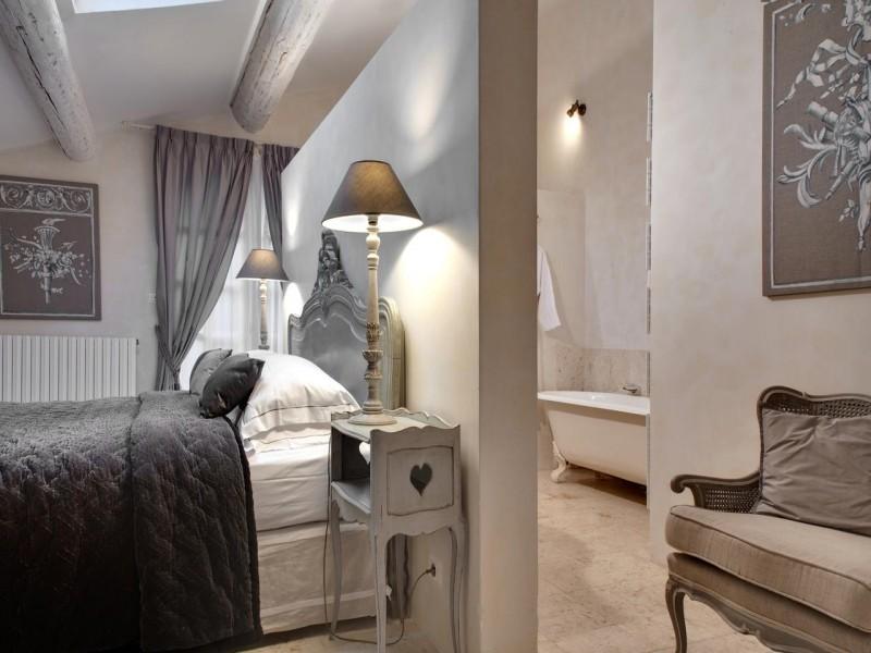 mas de la rose hotel chambres 6 chmabre 2
