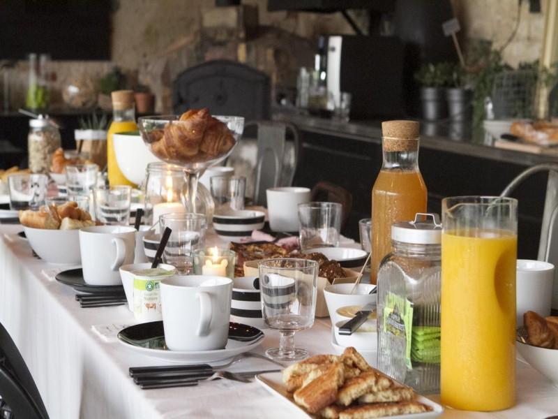 le carre 1705 bnb chambres dhotes 8 petit déjeuner