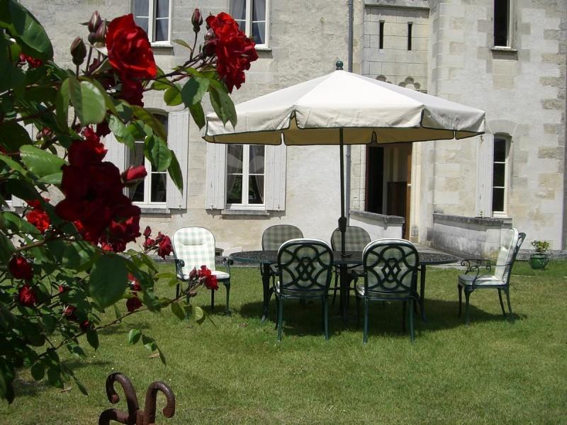 chateau des salles bnb chambres dhotes 3 jardin