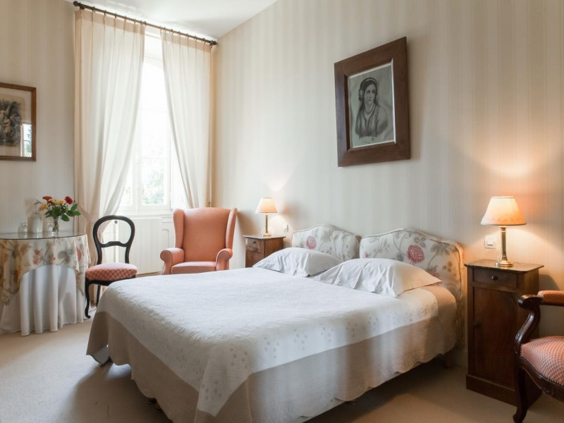 chateau des salles bnb chambres dhotes 6 chambre 2