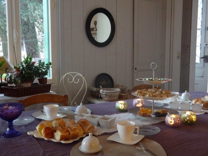 villa frivole bnb chambres dhotes 7 petit déjeuner