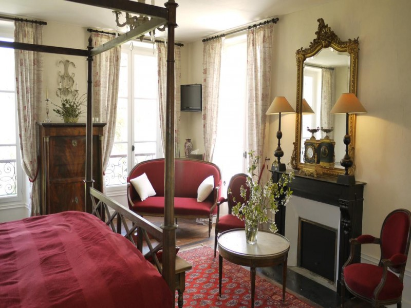 chateau de pomeuse bnb chambres dhotes 3 chambre 1