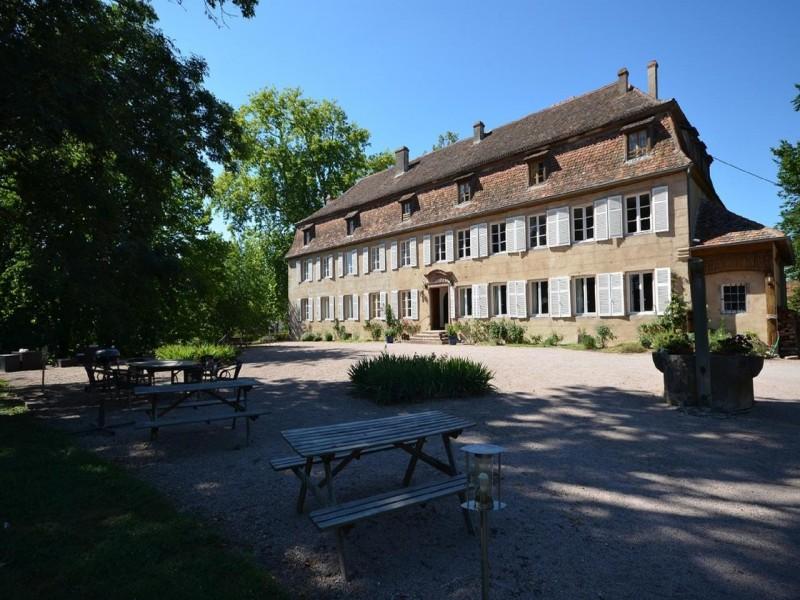 Château De Grunstein bnb chambres dhotes 1 maison
